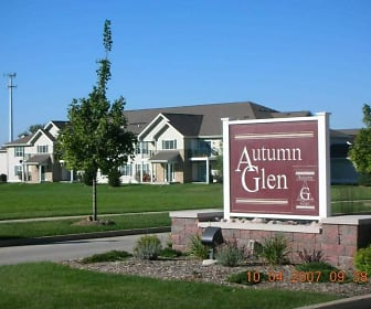 Community Signage, Autumn Glen Apartment Homes