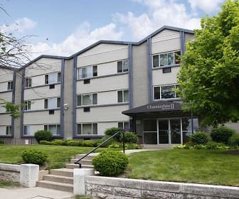 Chamberlain Apartments I & II, Kettering College of Medical Arts, OH