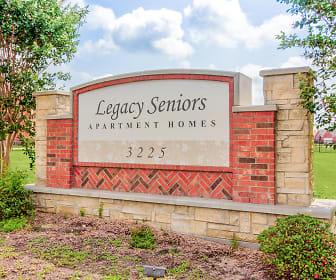 Legacy Senior Housing, Orange, TX