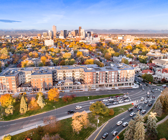 The York On City Park, Cheesman Park, Denver, CO