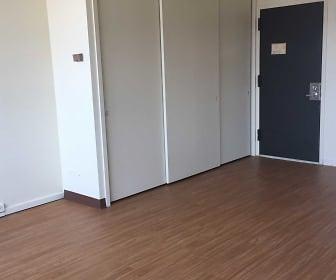 Living Room, Midtown Manor 55+ Senior Apartments