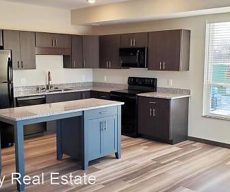 Kitchen, Vincent Woods