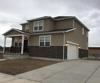 Building, 972 West 800 South