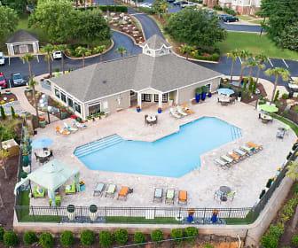 Pool, River Bluff of Lexington