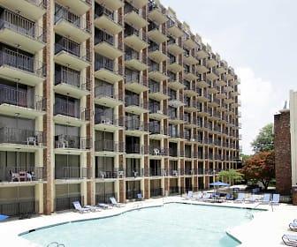 District At West Market Apartments, Greensboro, NC