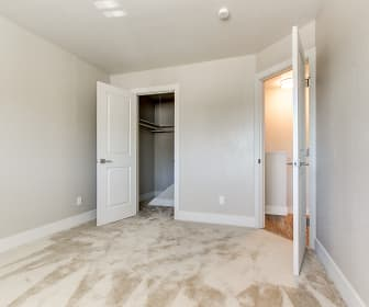 Bedroom, Stratus Apartments