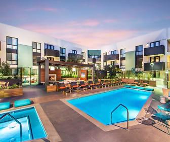 Pool, Access Culver City