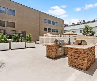 The Banyans Apartments, North Hollywood Senior High School, North Hollywood, CA