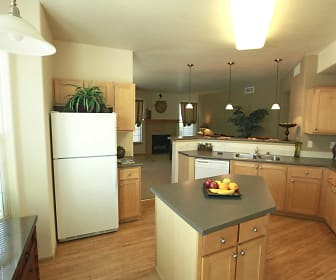 Kitchen, Villas At Meadow Springs