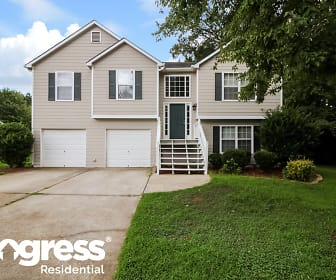 3109 Bridgewalk Trl, Barber Middle School, Acworth, GA