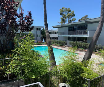 Torrance Venture Apartments, Bert M Lynn Middle School, Torrance, CA