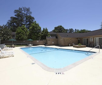 Pool, Tanglewood