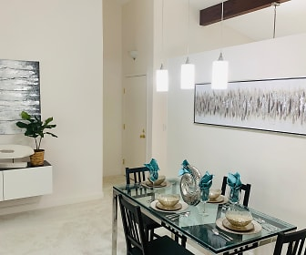 Dining Room, Imperial Village Apartments