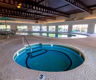 Indoor Hot Tub, Camelot Place Apartments in Saginaw, MI, Camelot Place Apartments