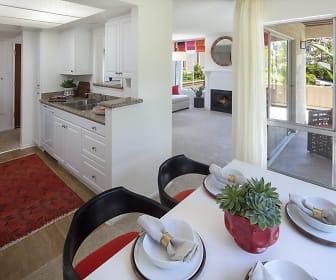 Kitchen, Rancho San Joaquin