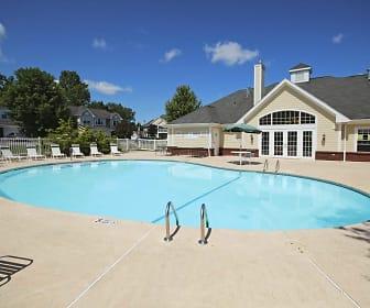 Pool, Hammocks At Southern Hills