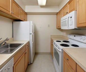 Kitchen, AVA Van Ness
