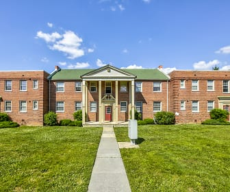 Westhills Square Apartments, Edmondson Village, Baltimore, MD