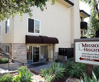 Mission Heights, Hayward, CA