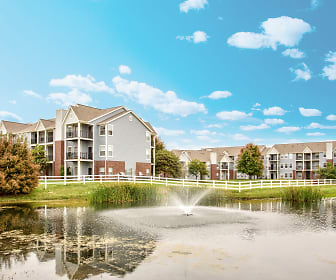 Harbin Pointe Apartments, Bright Field Middle School, Bentonville, AR