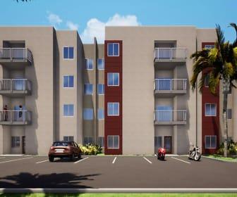 Building, Topanga Ridge - Off Campus Housing