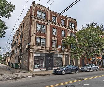 Building, 808 W. 76th Street