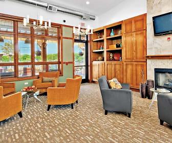 Twin Lake Towers Apartments, Seton Montessori School, Clarendon Hills, IL