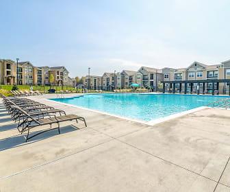 Pool, Venue at 109