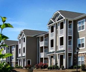 Building, Townley Park Apartments