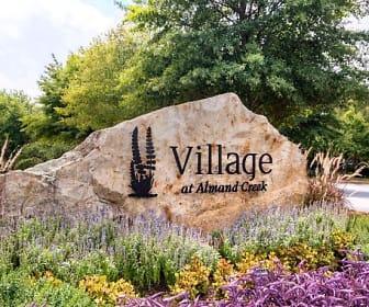 Community Signage, Village at Almand Creek Apartments