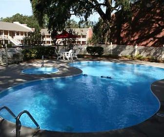 Pool, Ravenwood Apartments