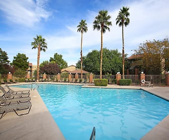 Pool, Ridge on Charleston