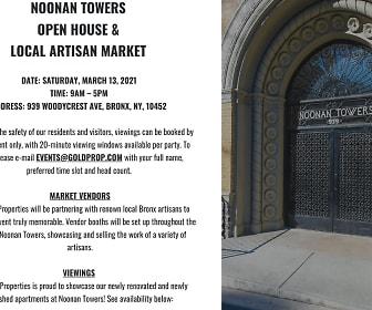 Noonan Towers, South Bronx, New York, NY
