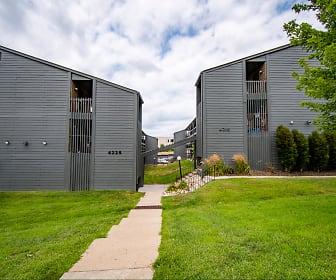 Copper Leaf Apartments, Hanscom Park, Omaha, NE
