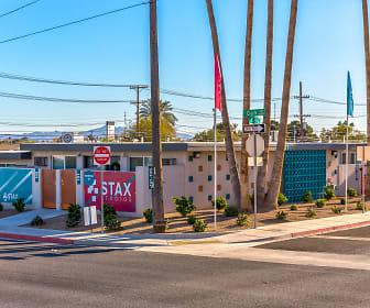 Stax Studios, Orleans Square, Las Vegas, NV
