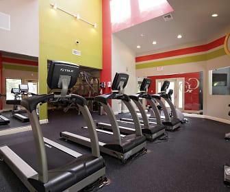Fitness Weight Room, Timberlake