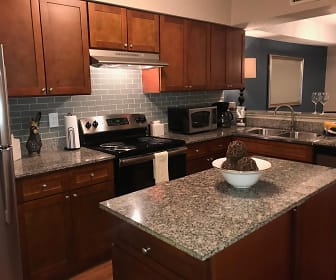 Kitchen, The Arts at Park Place