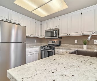 Kitchen, The Galleria Apartment Homes