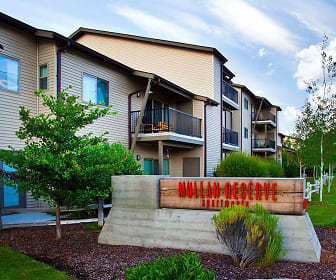 Mullan Reserve, Orchard Homes, MT