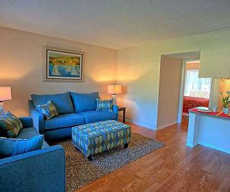 Living Room, Serotina Lakes Apartments