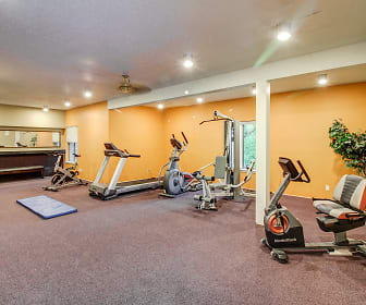 Fitness Weight Room, Sherwood Forest Apartments