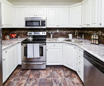 Kitchen, Abrams Run Apartment Homes