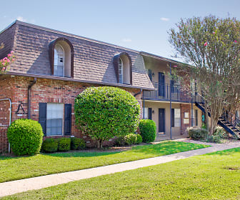 Bienville Apartments, Port Gibson, MS
