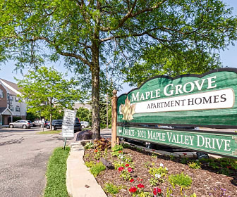 Maple Grove Apartments, South West Madison, Madison, WI