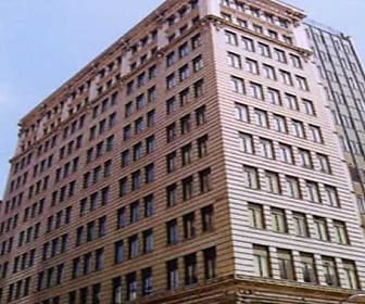Building, May Building