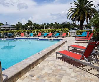 Sand Cove Apartments, Sunset Beach, Treasure Island, FL