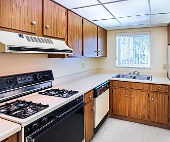 Kitchen, The Avalon Apartment Homes