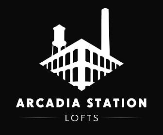 Community Signage, Arcadia Station Lofts