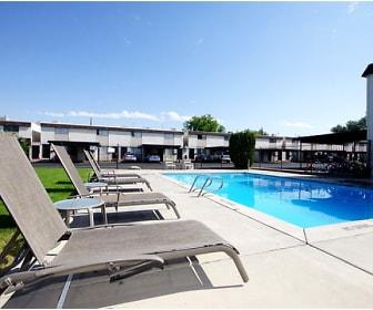 Pool, Townhomes at Mountain Ridge