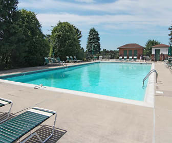Pool, Fairway Park Apartments